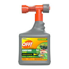 off 32 oz bug control backyard pretreat 621878 the home depot