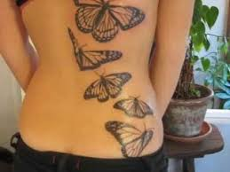 amazing 15 back tattoos for