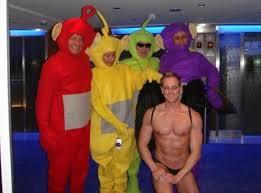 Teletubbie Halloween Costume Teletubbies Wild Smosh