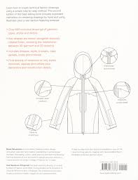 technical drawing for fashion a complete guide basia szkutnicka