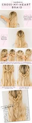 easiest type of diy hair braiding best 25 braided hairstyles tutorials ideas on pinterest easy