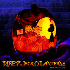 Great Pumpkin Blaze Membership by Rise Of The Jack O U0027lanterns Comes To The Meadowlands Meadowlands Usa