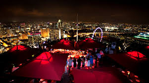 Top Rooftop Bars Singapore Top 5 Places To Party With A View In Singapore We Are