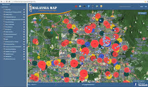 Maps Place Share Point Of Interest Poi 1 Malaysia Map Mygeoportal