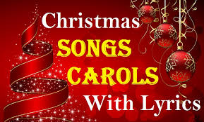best merry christmas 2014 songs poems carols with lyrics and chords
