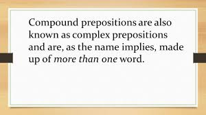 day 3 u2013 honors prepositions and annotations ppt video online