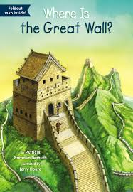 Map Of The Great Wall Of China by Where Is The Great Wall Penguin Books