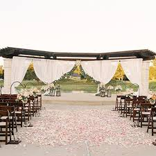 outdoor wedding venues houston houston s best outdoor wedding venues brides