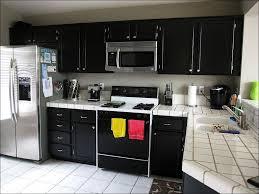 kitchen unbelievable black and grey kitchen cabinets image