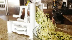 How To Dispose Of Kitchen Knives How To Use A Spiralizer Getfitwithleyla Youtube