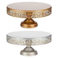 14 cake stand amalfi decor wedding cake stand 14 35cm vintage metal