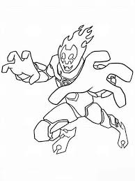 ben 10 coloring pages download print ben 10 coloring pages