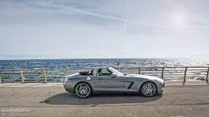 mercedes sls amg convertible mercedes sls amg roadster review autoevolution