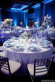 blue and white wedding ideas