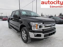 used 2018 ford f 150 for sale edmonton ab