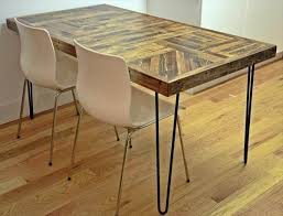 Pallet Dining Room Table Best 15 Pallet Dining Tables Design Recycled Pallet Ideas