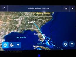 Delta Route Map by Delta Air Lines A321 Economy Class Atlanta To West Palm Beach