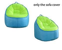 Baby Sofa Chair by Amazon Com Quwei Childrens Sofa Chair Print Filling Bean Bags Diy