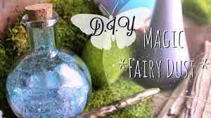diy fairy dust magic glitter potions quick and easy kid