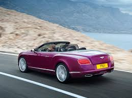 bentley continental gt speed convertible gets official