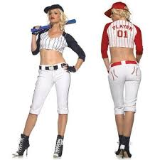 Adults Halloween Costumes Ideas Baseball Player Halloween Costume Ideas For Girls Women