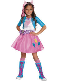 wholesale halloween costume promo codes girls pinkie pie equestria deluxe costume cartoon characters