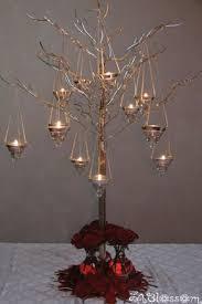 Tree Centerpiece Wedding by White Tree Centerpieces Wedding Lordoftherings Hobbit Nerdy