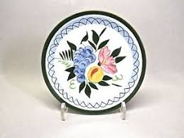 stangl pottery fruit and flowers stangl pottery fruit flowers 6 inch bread and butter plate
