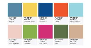 colors spring 2017 pantone s top 10 spring 2017 colors the yesstylist asian
