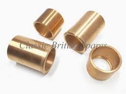 bsa front fork bronze bushing set 29 5347 u0026 65 5424 a7 a10 b25 b44 a65