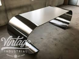 www corian it new desk design made of stainless and corian it just needs a name