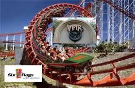 Six Flags Magic Mountain Viper On Ride Pov Six Flags Magic Mountain Steel Corkscrew