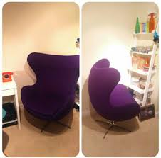 Aubergine Armchair Purple Egg Chair Images Google Search Makjack Pinterest Hastac 2011