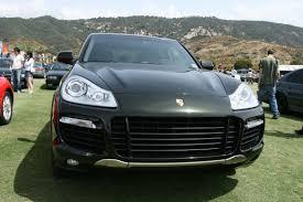 Porsche Cayenne Black - all black porsche cayenne turbo 5 madwhips