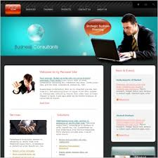 templates for business consultants business consultants template free website templates in css html