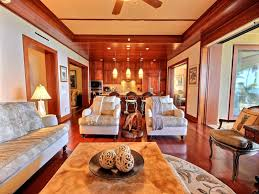 Living Rooms For Entertaining by Kbm Hawaii Montage At Kapalua Bay Montage King Protea Luxury