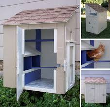 Backyard Chicken Coup by Discrete Backyard Mini Coop City Biddy Stealth Coop Building