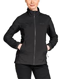 amazon com jack wolfskin women u0027s element softshell jacket sports