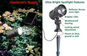 Brightest Solar Landscape Lighting - 3 top brightest solar powered landscape lights reviews solar