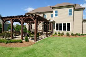 Arbors And Pergolas by Custom Arbor U0026 Pergola Installation Leesburg