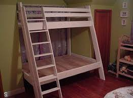 Homemade Bunk Bed Plans BED PLANS DIY  BLUEPRINTS - Homemade bunk beds