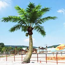 palm tree solar lights china home decoration ideas outdoor artificial palm trees with solar