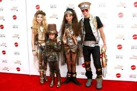 Steampunk Halloween Costumes Steampunk Halloween Kids Steampunk Society