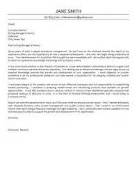 cover letter examples for sales director