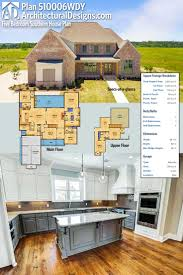 Southern Home Designs 693 Best For The Home House Plans Images On Pinterest Master