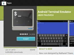 terminal emulator apk free controle seu smart android terminal emulator apk