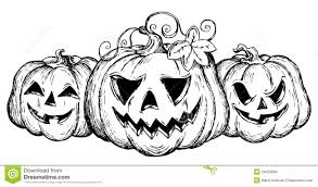 halloween theme drawing 2 royalty free stock images image 26459069