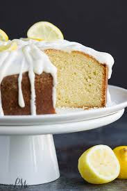 trisha yearwoods lemon pound cake with glaze call me pmc