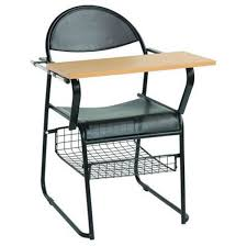 study table and chair alpha study chair writing pad chairs student writing chairs