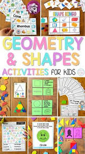 geometry and shapes activities for kids symmetry activities
